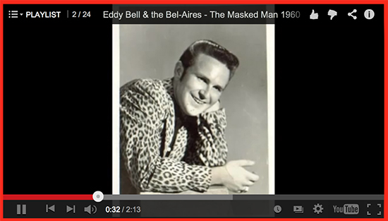 Eddy Bell and the Bel Aires